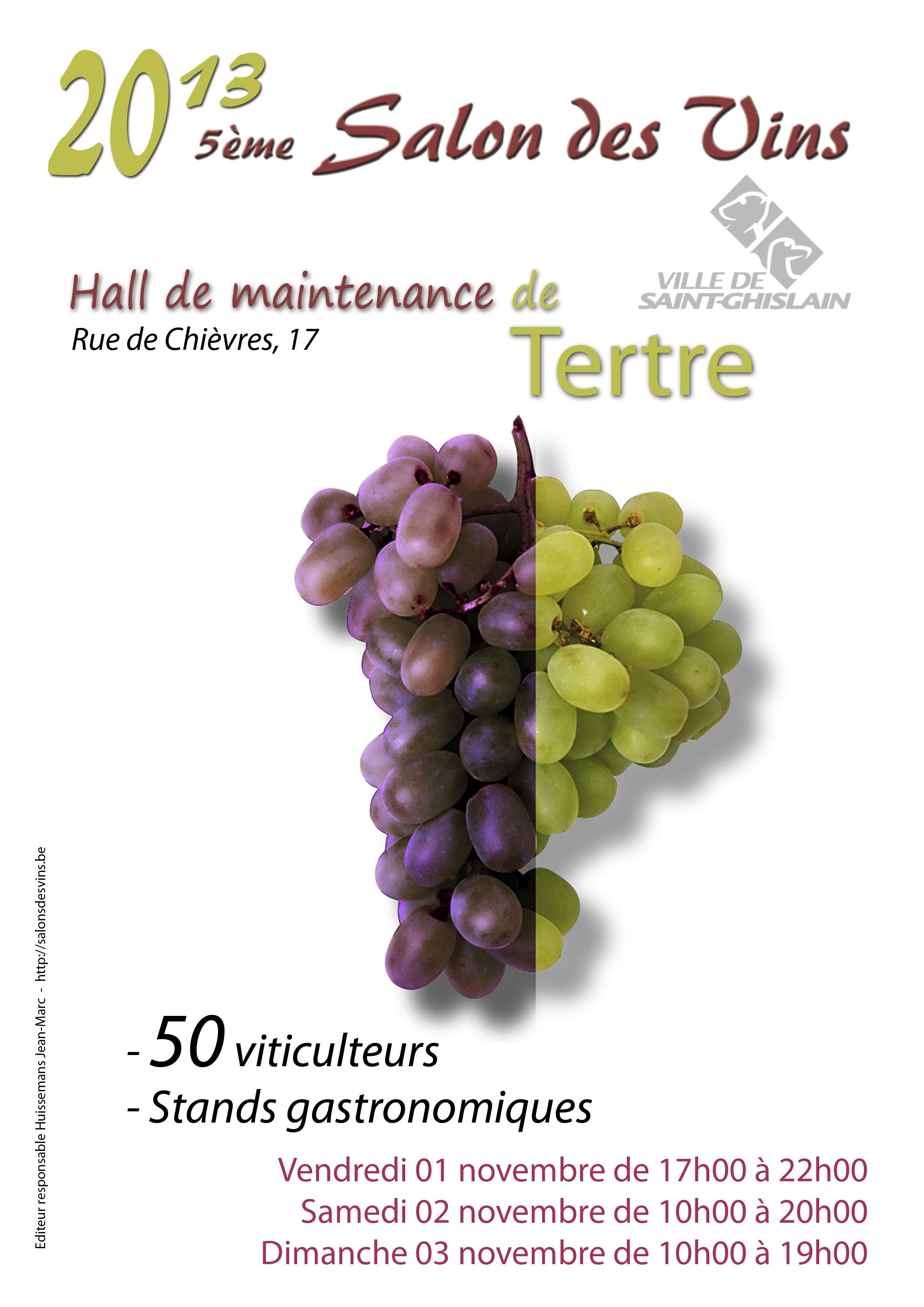 Le calendrier des salons des vins for Calendrier salon des vins
